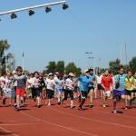 Atlétika sportnap az UTE-ben!