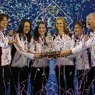 A magyar női curlingválogatott visszajutott az Eb-élvonalba