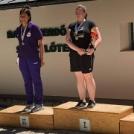 Körtvélyessy Gabriella remekül teljesített az 50 méteres futócél Országos Bajnokságon