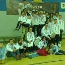 65 érmet hoztak el karatesaink a Goju-ryu Sziget Kupáról