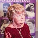 81 éves lett kétszeres olimpiai bajnok vívónk, Rejtő Ildikó!