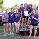 A Budapest Bajnokságban szereplő lányaink ezüsttel zártak