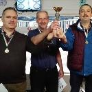 A Magyar Curling Szövetség év végi díjai közül számos került UTE-s kézbe
