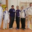 A XIII. Országos Taekwondo Formagyakorlat Bajnokságán 4 érmet szereztünk