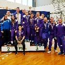 A lila-fehérek uralták a pécsi U23-as bajnokságokat!