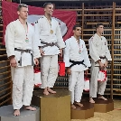 A második helyen végeztünk az U23-as judo országos bajnokságon