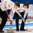 A svédországi curling vb-n védheti meg címét Palancsa Dorottya és Kiss Zsolt