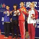 Az Egyetemi Taekwondo Világbajnokságon mindkét pontszerző helyet klubbunk sportolói szerezték