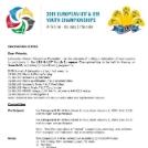 Az U19-U17-es Eb programja