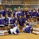 Az UTE-s lányok sikere az Országos Mini Bajnokságon