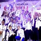 Az összesített éremtáblázat 3.helyén végeztünk a Hungarian Open Nemzetközi karate versenyén