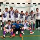Bajnok az UTE U18-as Futsal csapata