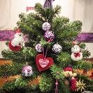 Békés, boldog karácsonyt kívánunk mindenkinek!