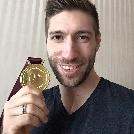 Berki Krisztián aranyérmet nyert lólengésben!
