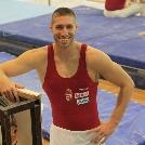 Berki Krisztián csoportelsőként jutott döntőbe a torna EB-n