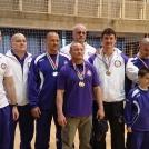 Birkózóink 10 érmet szereztek a Veterán Magyar Bajnokságon