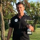 Bíró László senior második helyen végzett a Footgolf Országos Bajnokság 5. fordulójában
