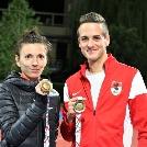 Biztos győzelmek a 10 000 méteres OB-n