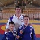Bronzérmekkel tértek haza birkózóink a II. Magyar Diákbajnokságról
