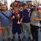Bronzérmet nyertünk a serdülő ökölvívók Európa-bajnokságán!