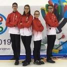 Bronzzal zártak a curlingesek
