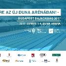 Csütörtöktől vasárnapig tart az úszó Budapest Bajnokság a Duna Arénában!