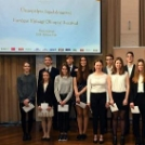 Curlinges fiataljaink a 14. Európai Ifjúsági Olimpiai Fesztiválon