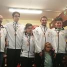 Curlingeseink bronzéremmel zárták a 17. Magyar Kupát