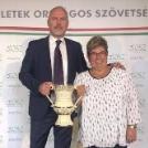 Díjazták az UTE olimpiai eredményeit és Őze István klubigazgató munkáját