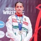 Dollák Tamara birkózónk Junior Európa-bajnoki bronzérmes lett