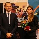 """Ducz Barbarát is díjazták az """"Év Egyetemi Sportolója"""" díjátadón!"""