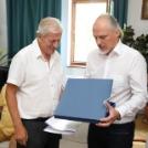 Dunai Edét köszöntöttük 70. születésnapja alkalmából