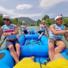 EB negyedik helyezett lett az UTE rafting team