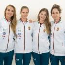 EB ötödik a női tőrcsapat