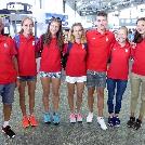 Elindult az Ifjúsági EB-re a magyar atlétikai válogatott, a fedélzeten hat lila-fehér sportolóval!