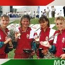 Február 17-én ünnepli 46. születésnapját Czigány Kinga, olimpiai bajnok kajakozónk!