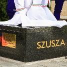 Felavattuk Szusza Ferenc szobrát!