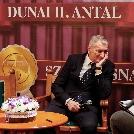 Felköszöntöttük 75. születésnapján Dunai Antalt!