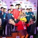 Hammerl Soma bronzérmes lett csapatban a Junior Világkupán