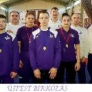 Három első és egy harmadik helyet szereztek birkózóink Kaposváron!