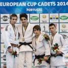 Három érem a portugáliai ifjúsági Judo Európa Kupáról