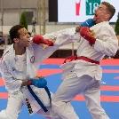 Hat egyéni és egy csapat első hely a karate  OB-n!