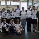 Hat érmet szereztek taekwondosaink