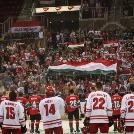 Hatan is örülhettek a magyar válogatott lengyelek elleni győzelmének
