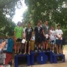 Hétvégén Baján és Balassagyarmaton jártak versenyzőink
