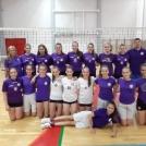 Horvátországban a gyerek és a serdülő csapat