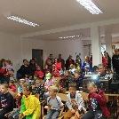 Ismerkedési sportnapot tartott az UTE öttusa szakosztálya