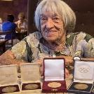 Január 9-én ünnepli 98. születésnapját Keleti Ágnes!