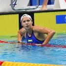 Kapás Boglárka duplázott a római úszóversenyen
