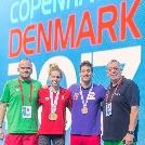 Kapás Boglárka egy aranyat és egy ezüstöt, Gyurta Gergely egy bronzot nyert Koppenhágában!